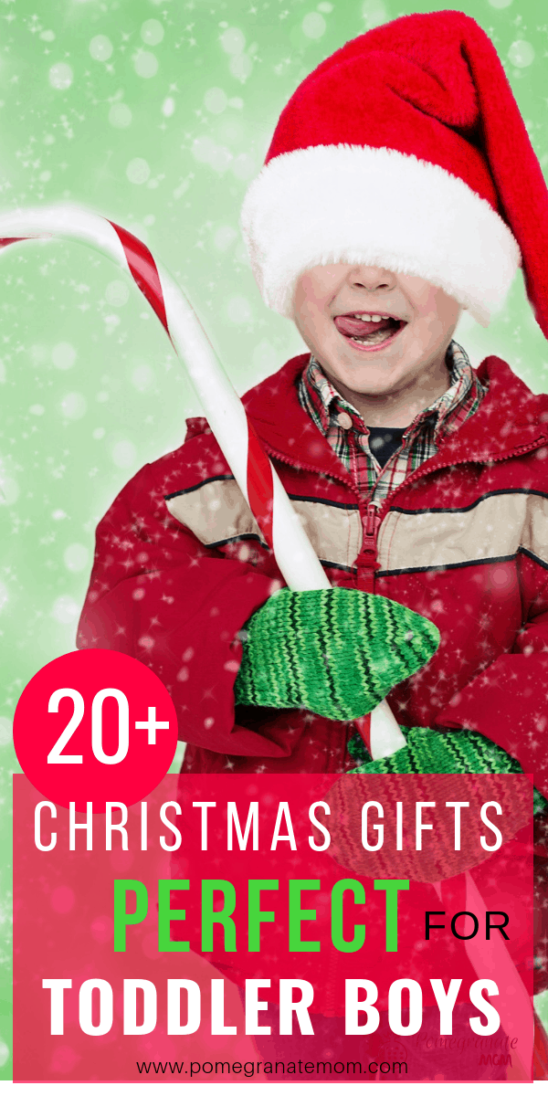 20+ Educational and Useful Christmas Gifts for Toddler Boys | The ...