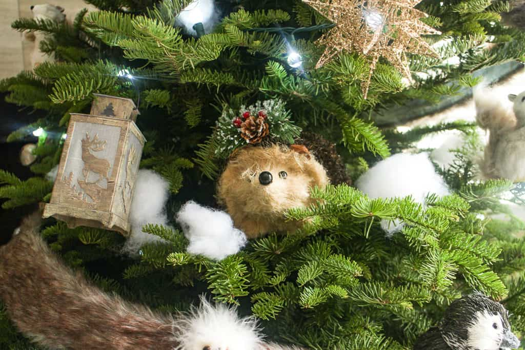 Woodland Christmas Decorations Your Child Will Be Thrilled About