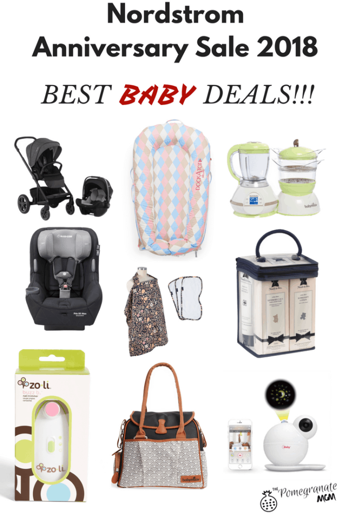 d1dc856817e Nordstrom Anniversary Sale 2018: Best Baby Deals | The Pomegranate Mom